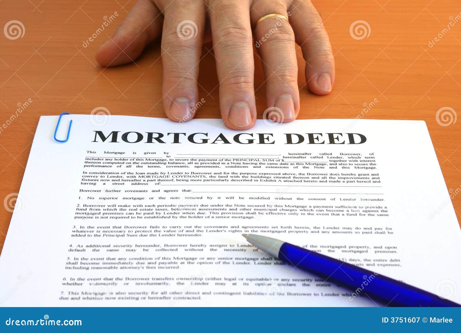 Ação de hipoteca