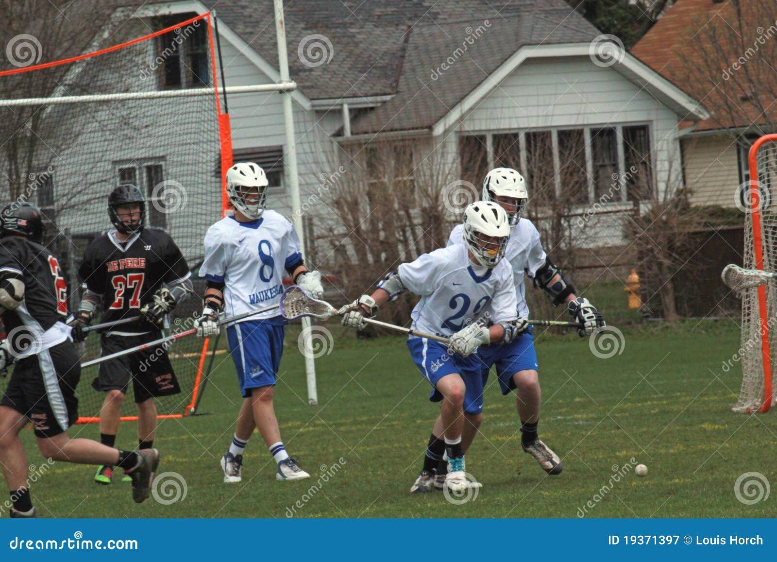 Ação do Lacrosse