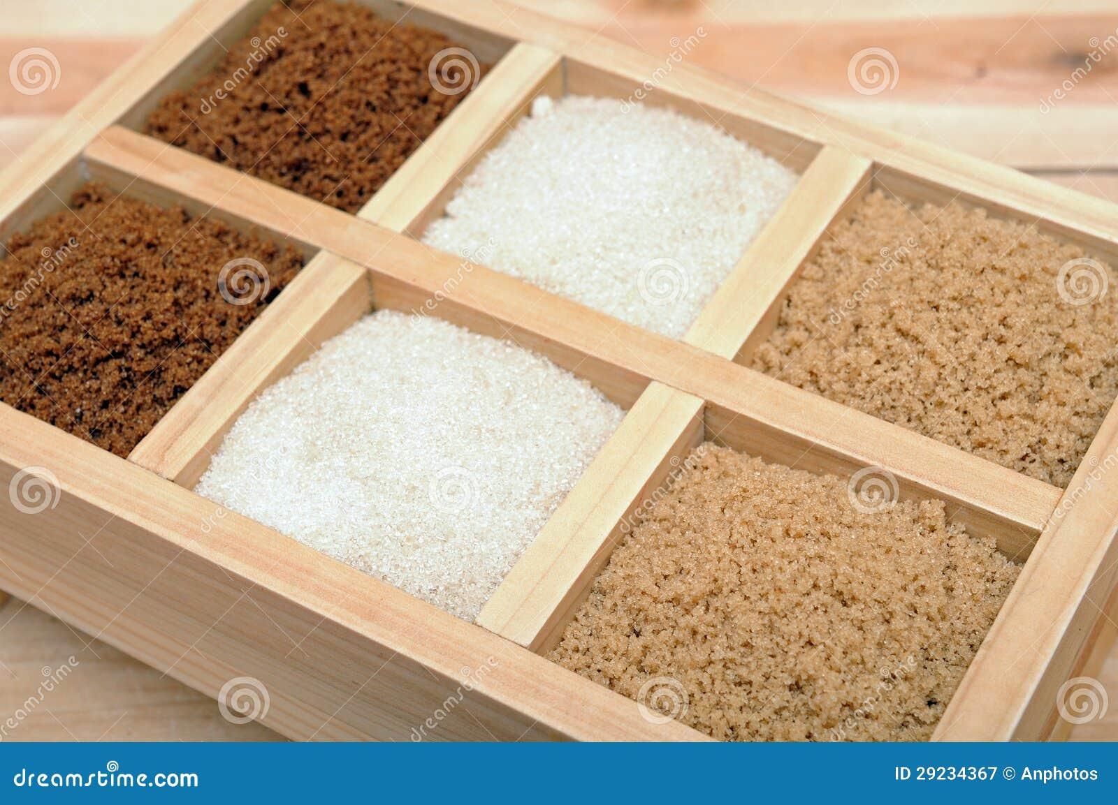 Download Açúcar imagem de stock. Imagem de doce, marrom, cozinha - 29234367