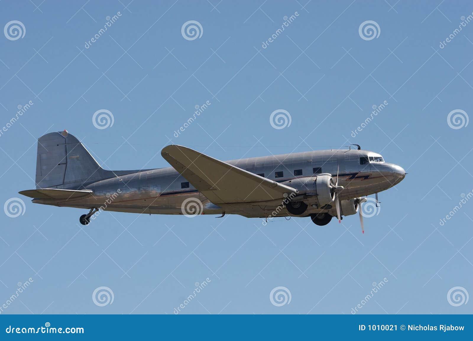 Aéronefs en vol