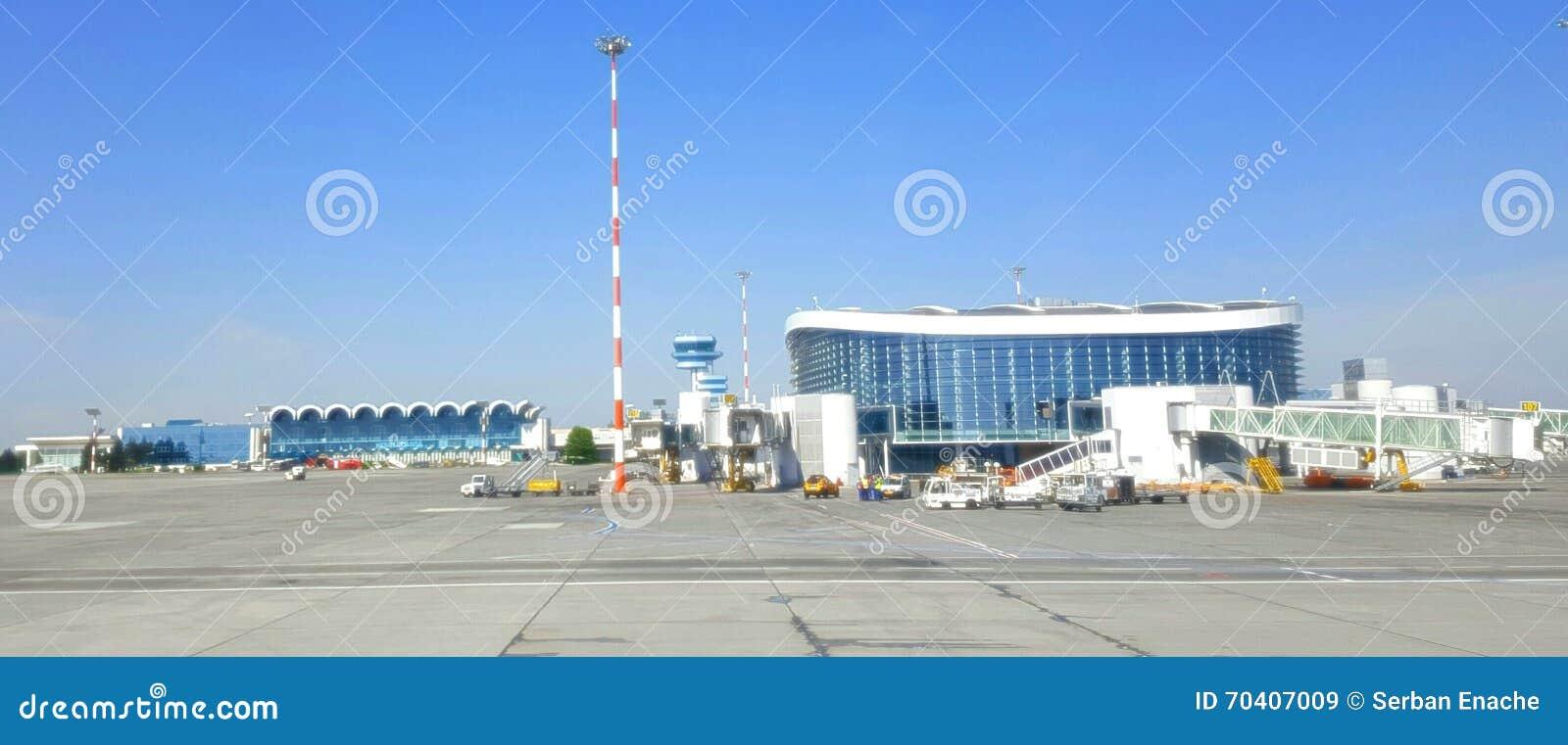 Aéroport d Otopnei, Bucarest, Roumanie