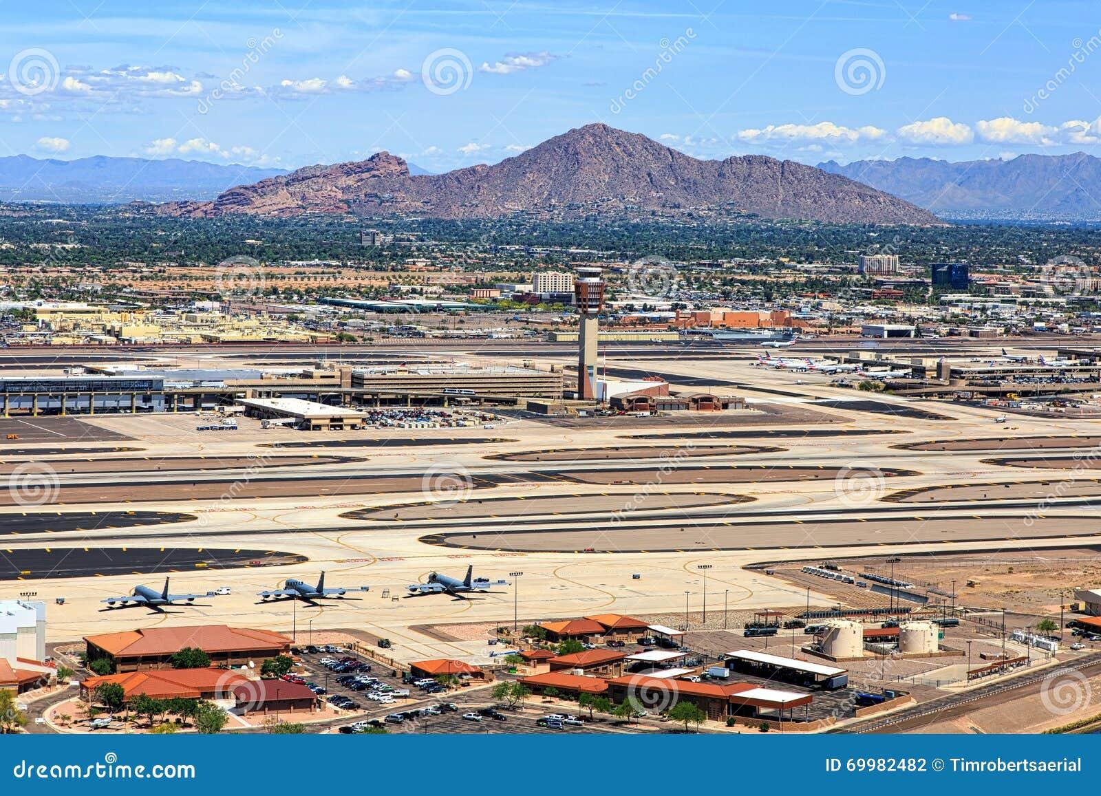 Aéroport de désert