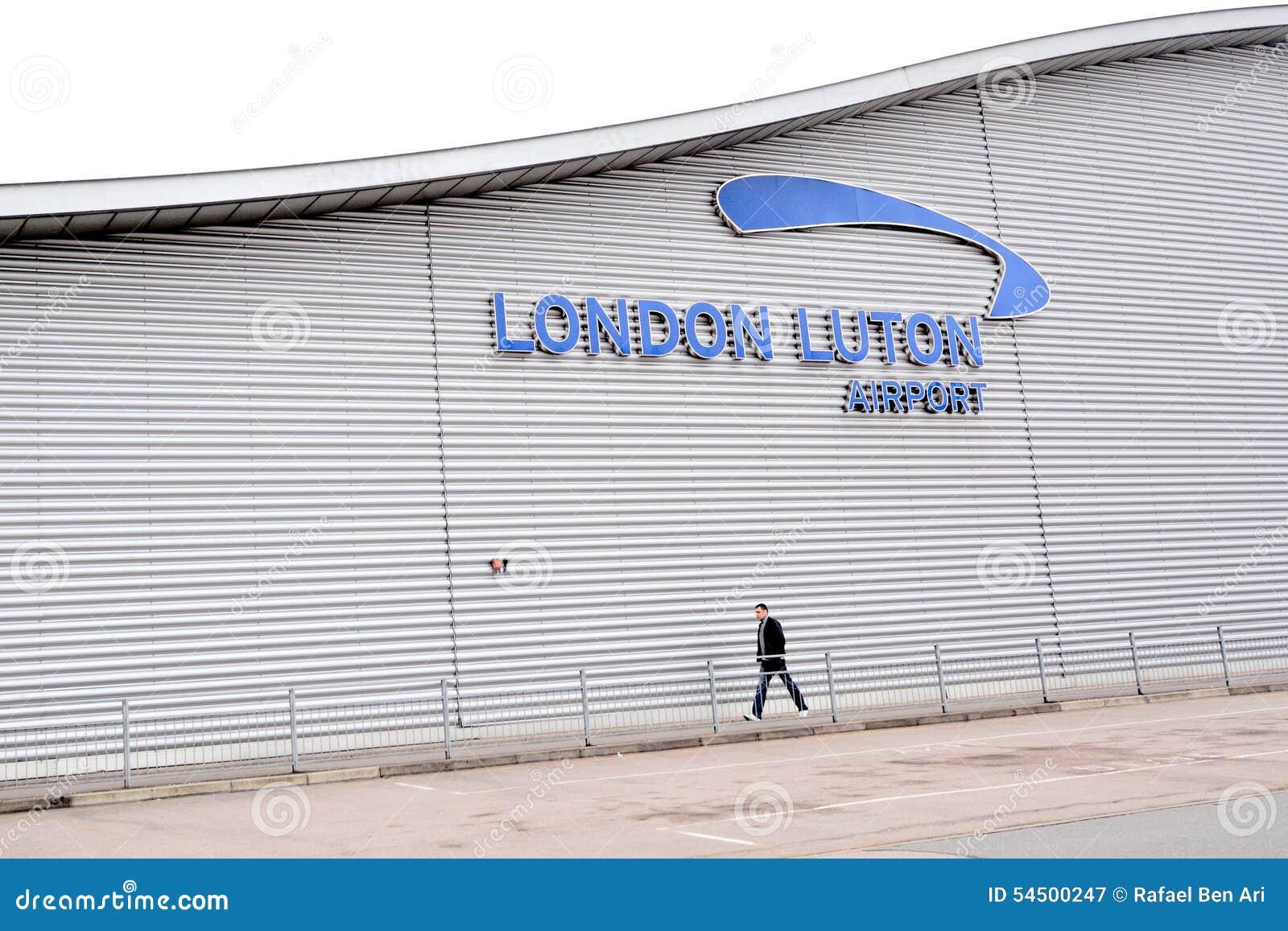 Aéroport de Londres Luton