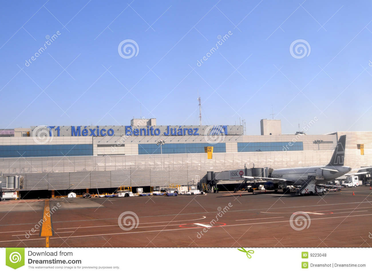 Aéroport de Mexico