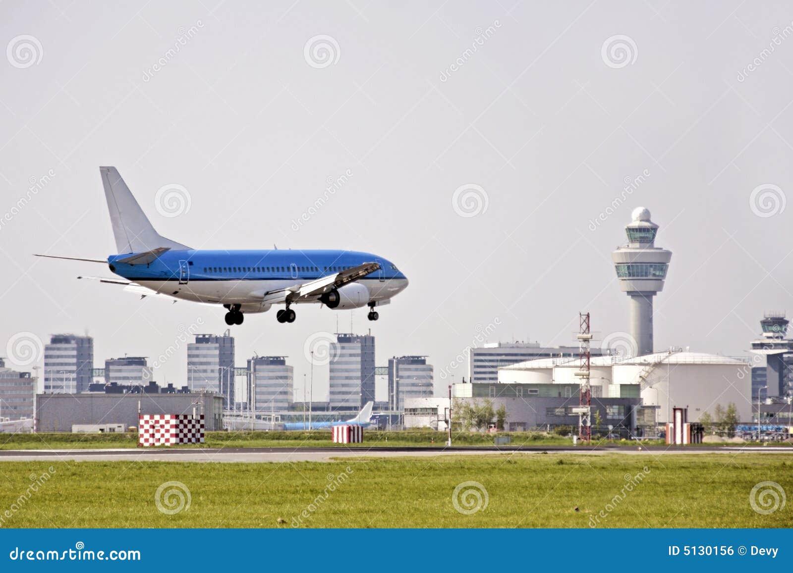 Aéroport de Schiphol en Hollande