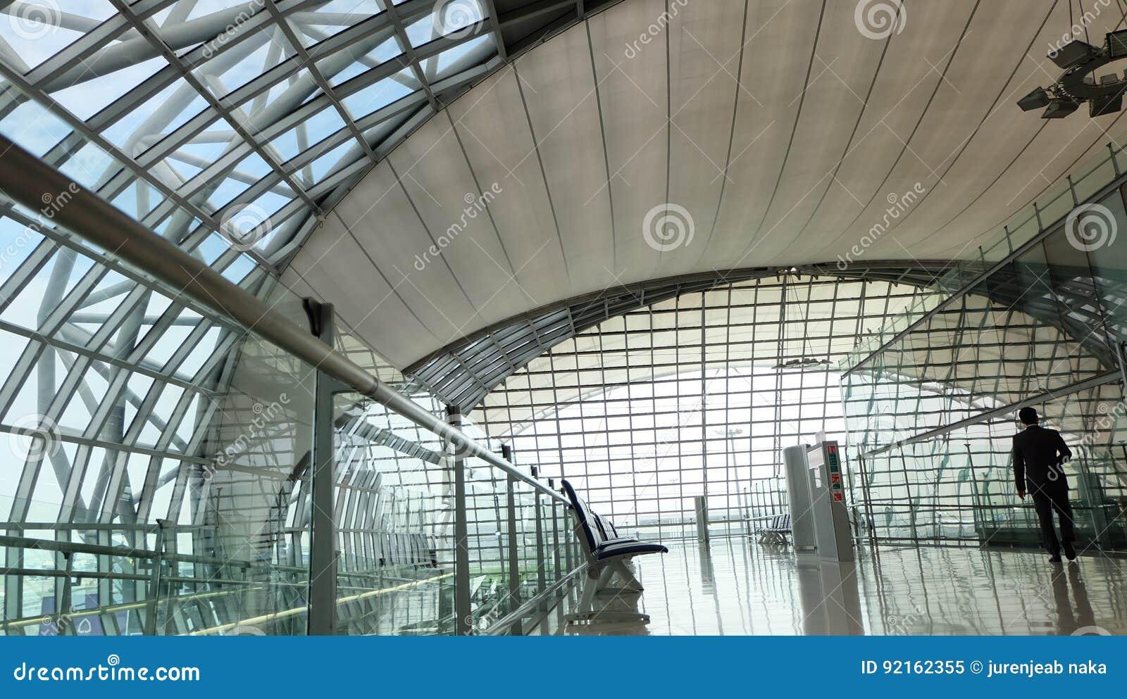 Aéroport international de Bangkok et x28 ; Suvarnabhumi& x29 ;