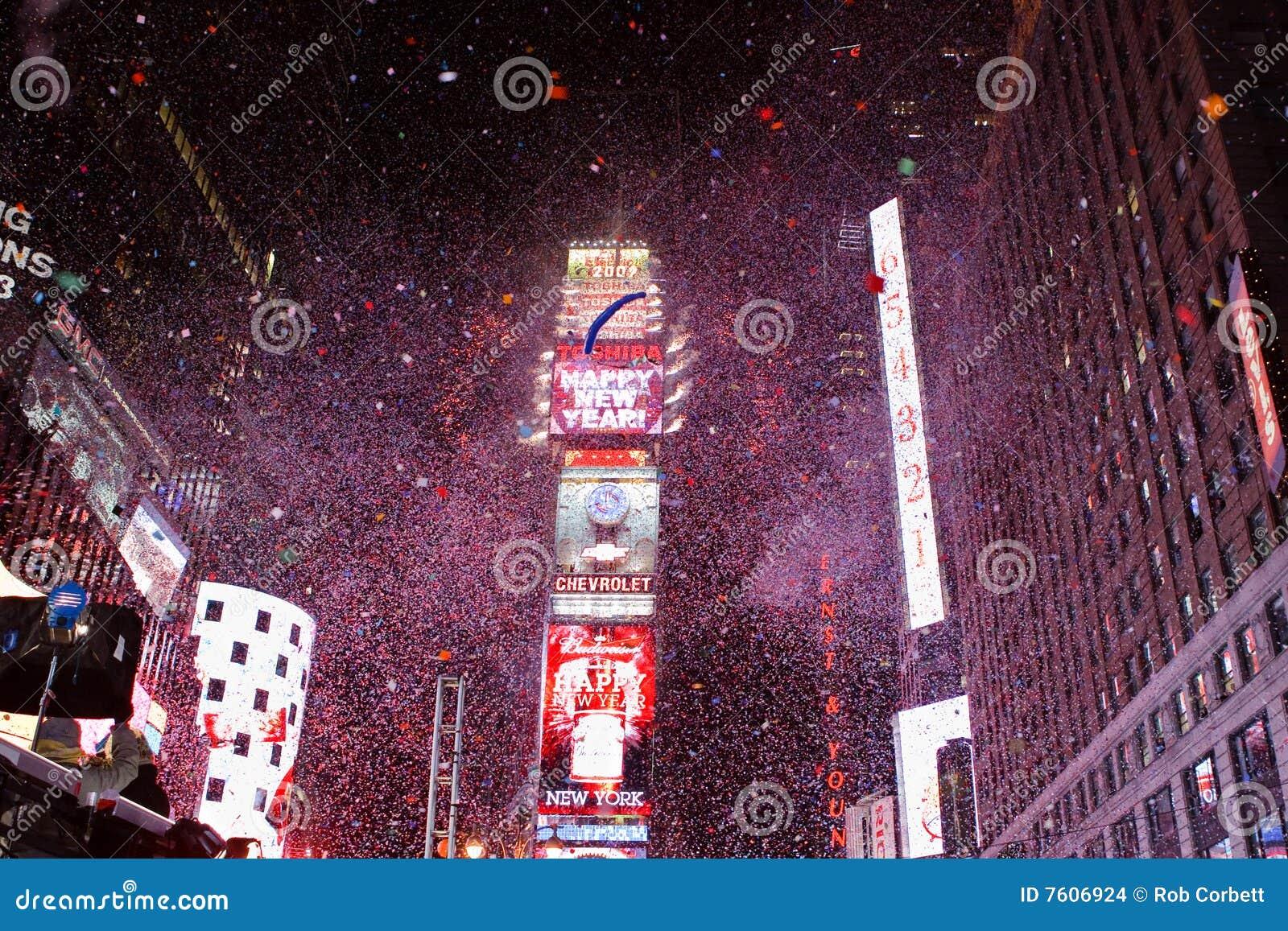 Año Nuevo del Times Square