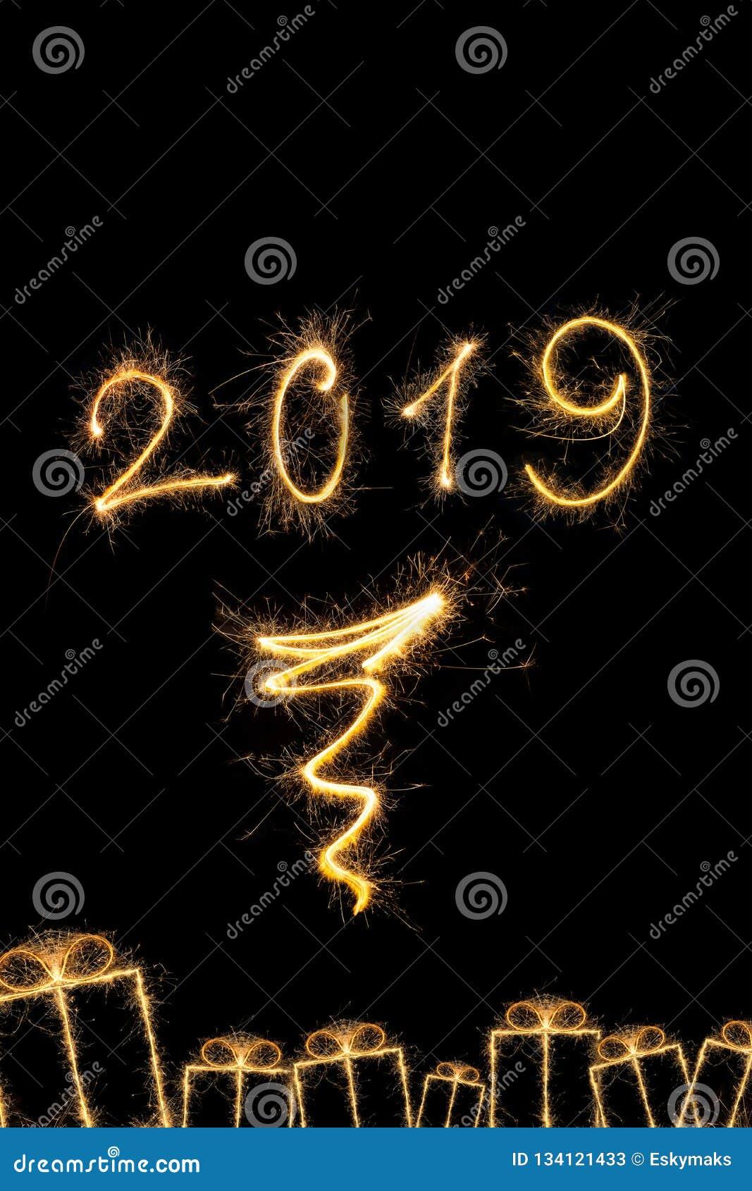 Año Nuevo mágico 2019