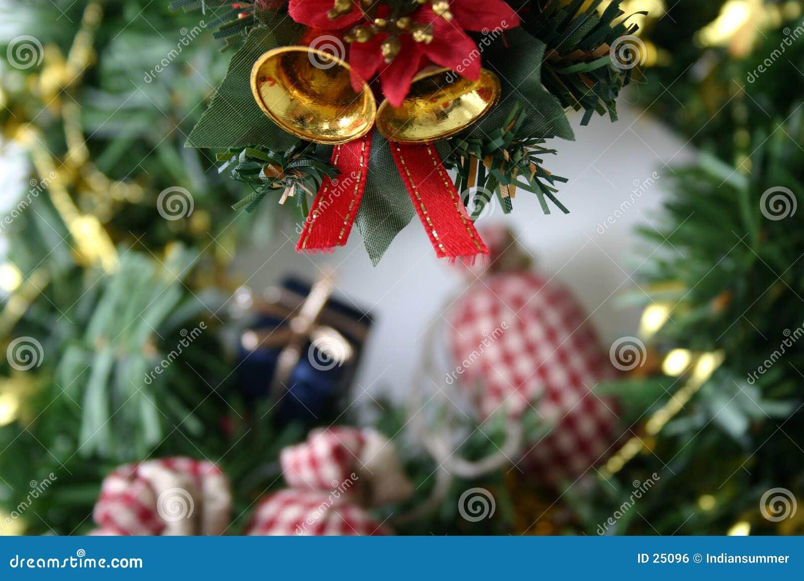 Aún-vida de la Navidad