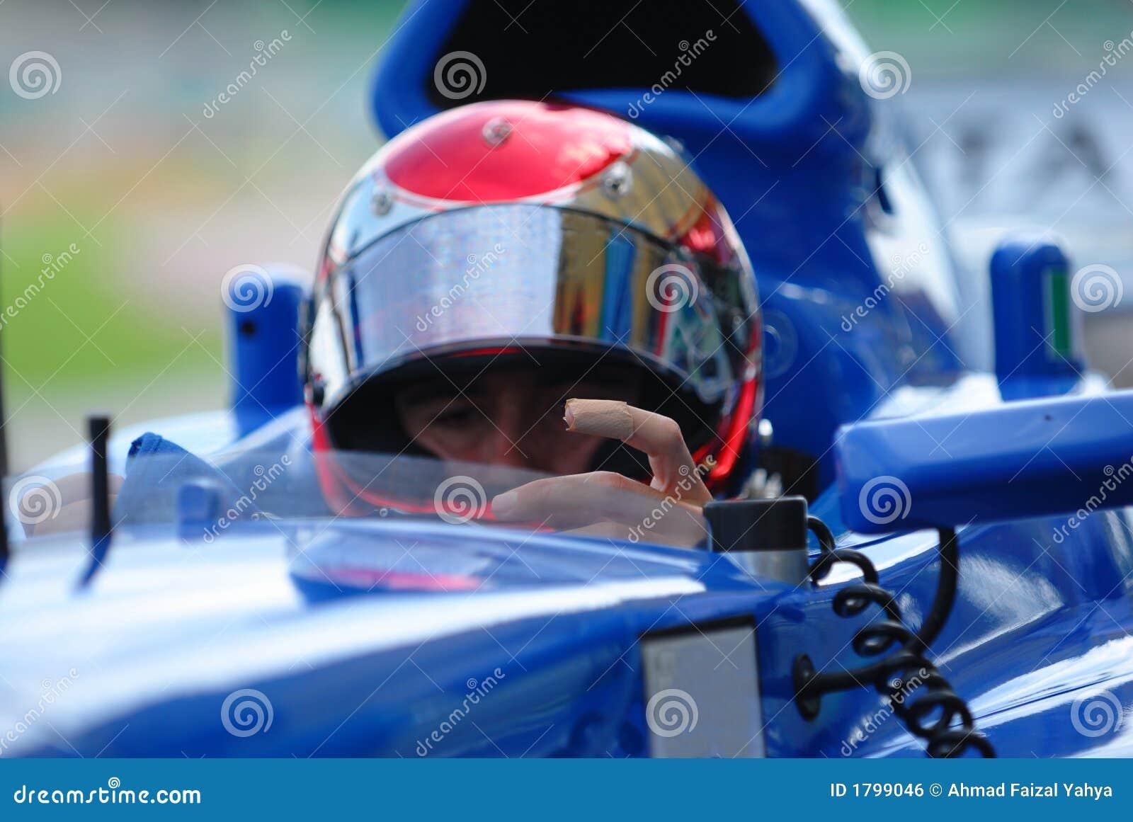 A1 Grand Prix in Sepang Malaysia