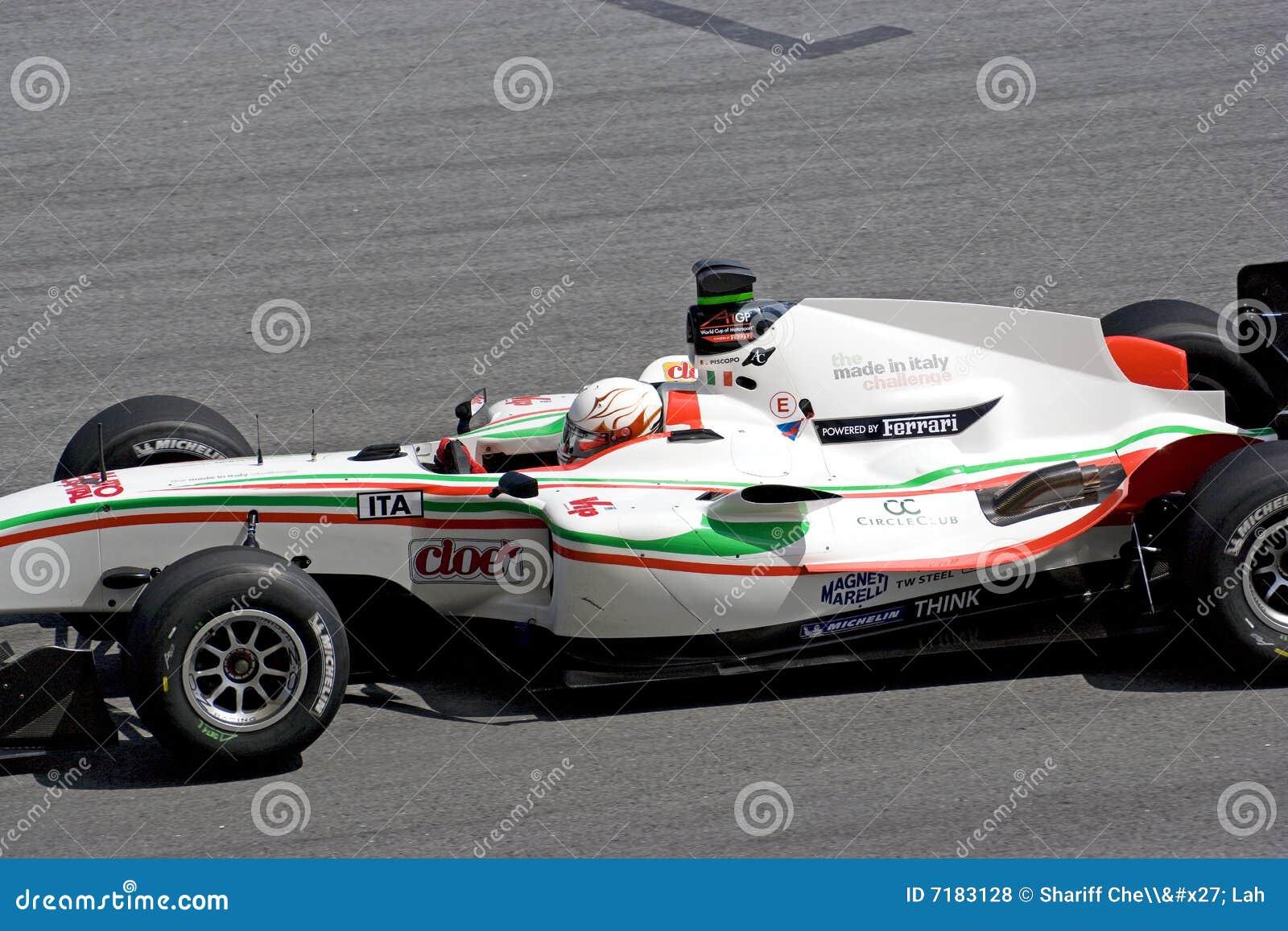 A1gp ομάδα της Ιταλίας