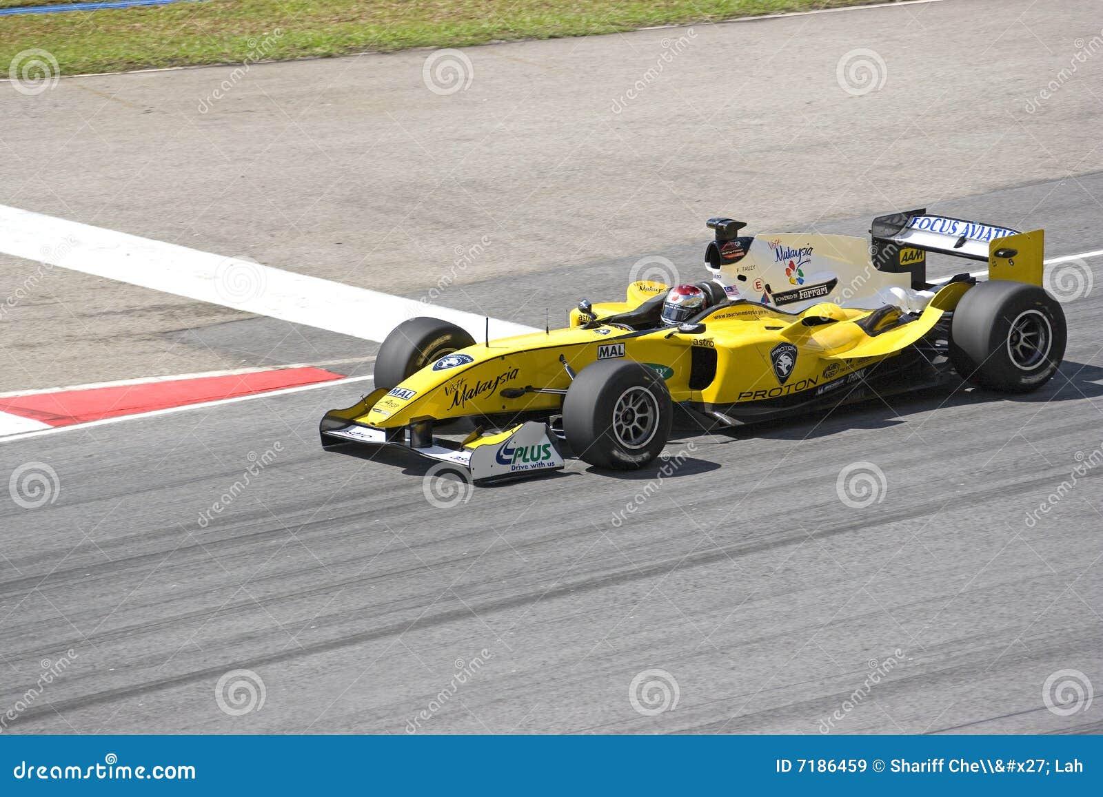 A1GP - Squadra Malesia