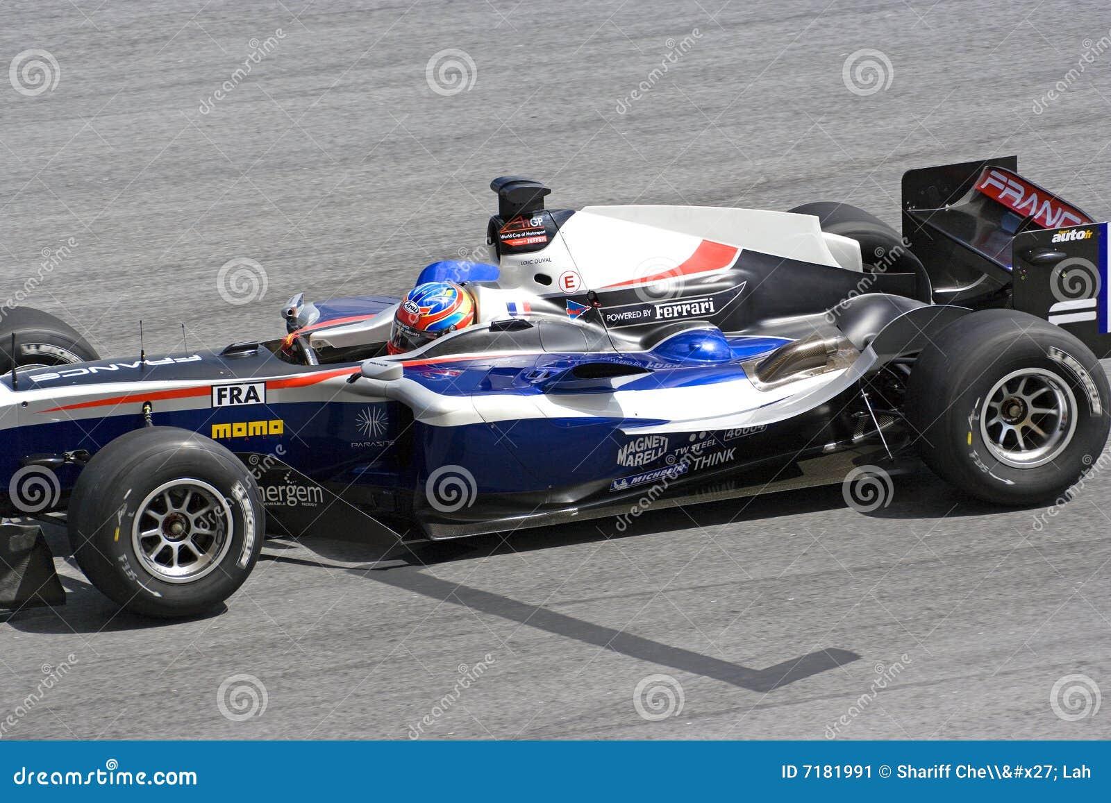 A1GP - Team Frankreich