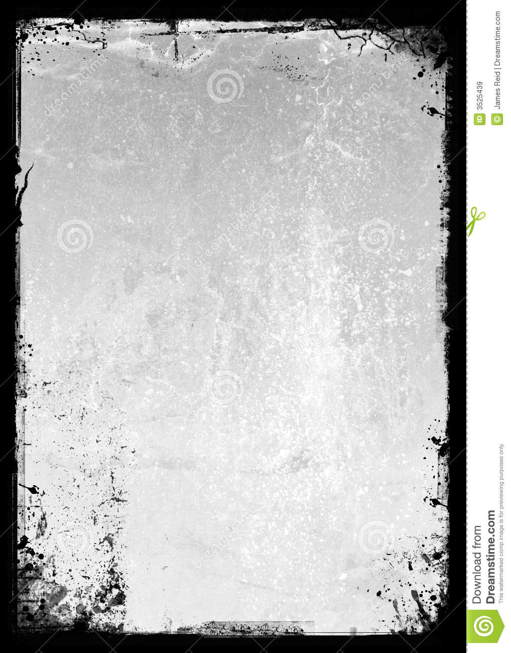 Hi res splatered concrete background created in Photoshop CS3. 300dpi.