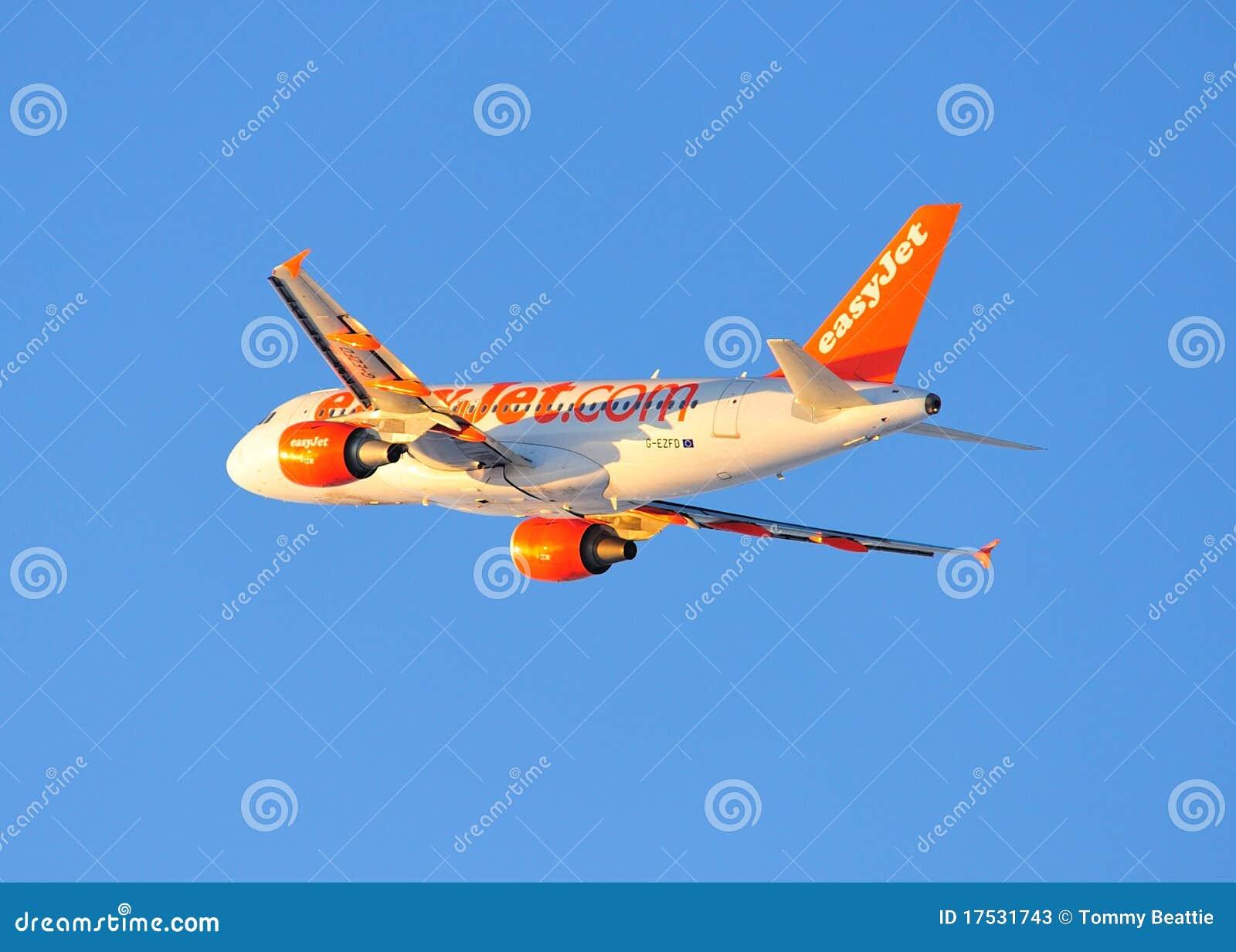 A319 εμπορικό easyjet επιβατηγών αε