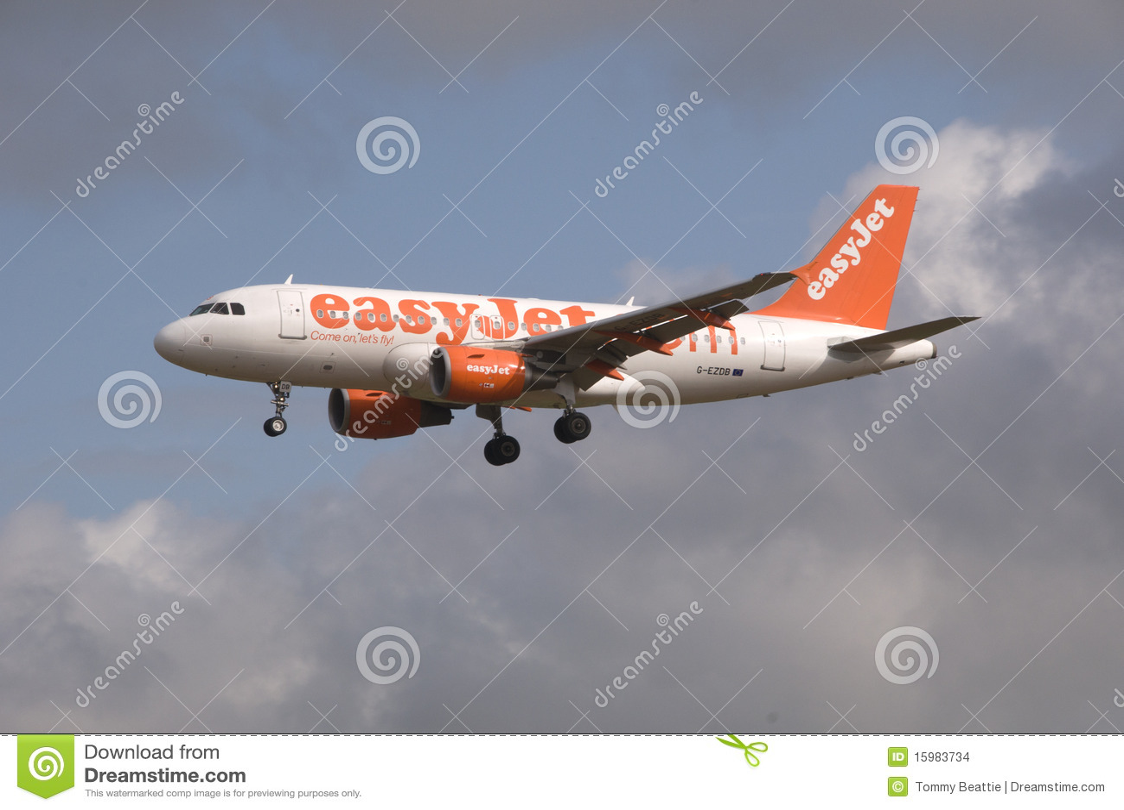 A319 airbus easyjet