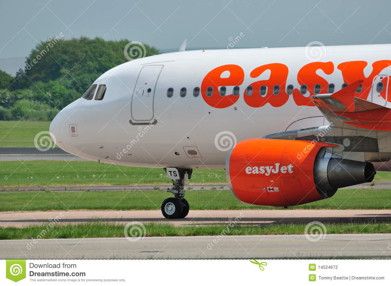 A320 airbus easyjet