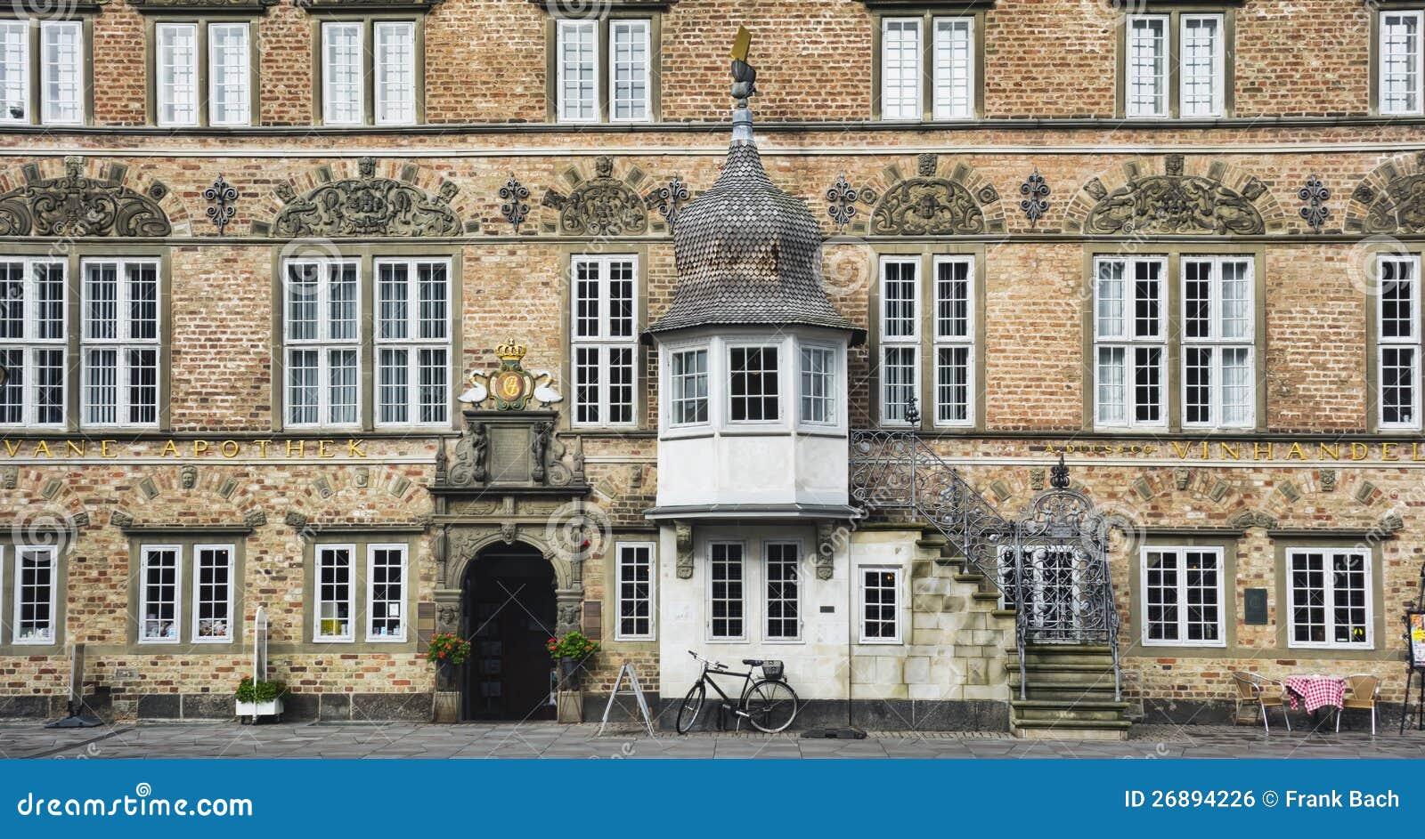 Aalborg, Denmark, Jens Bang s House