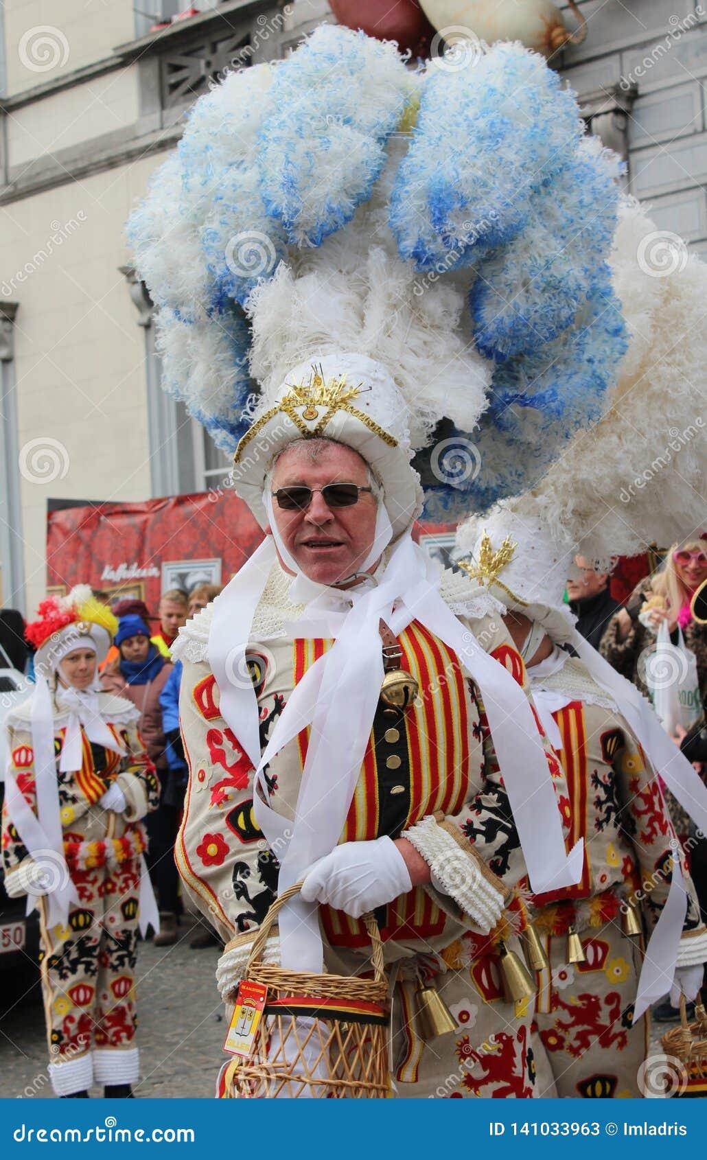 Aalsterse Gilles, Aalst-Karneval, 2019