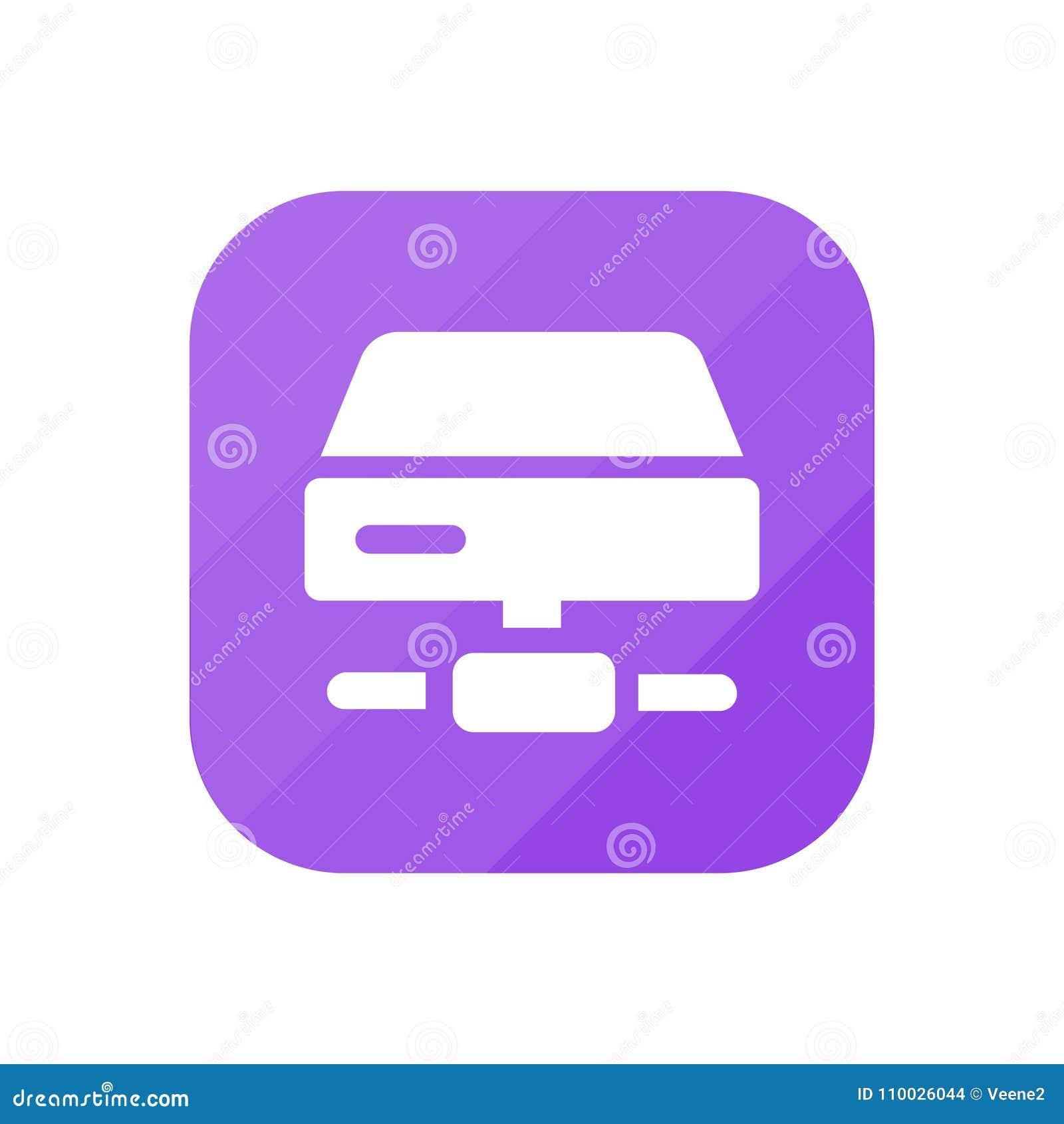 Aandeelaandrijving - App Pictogram