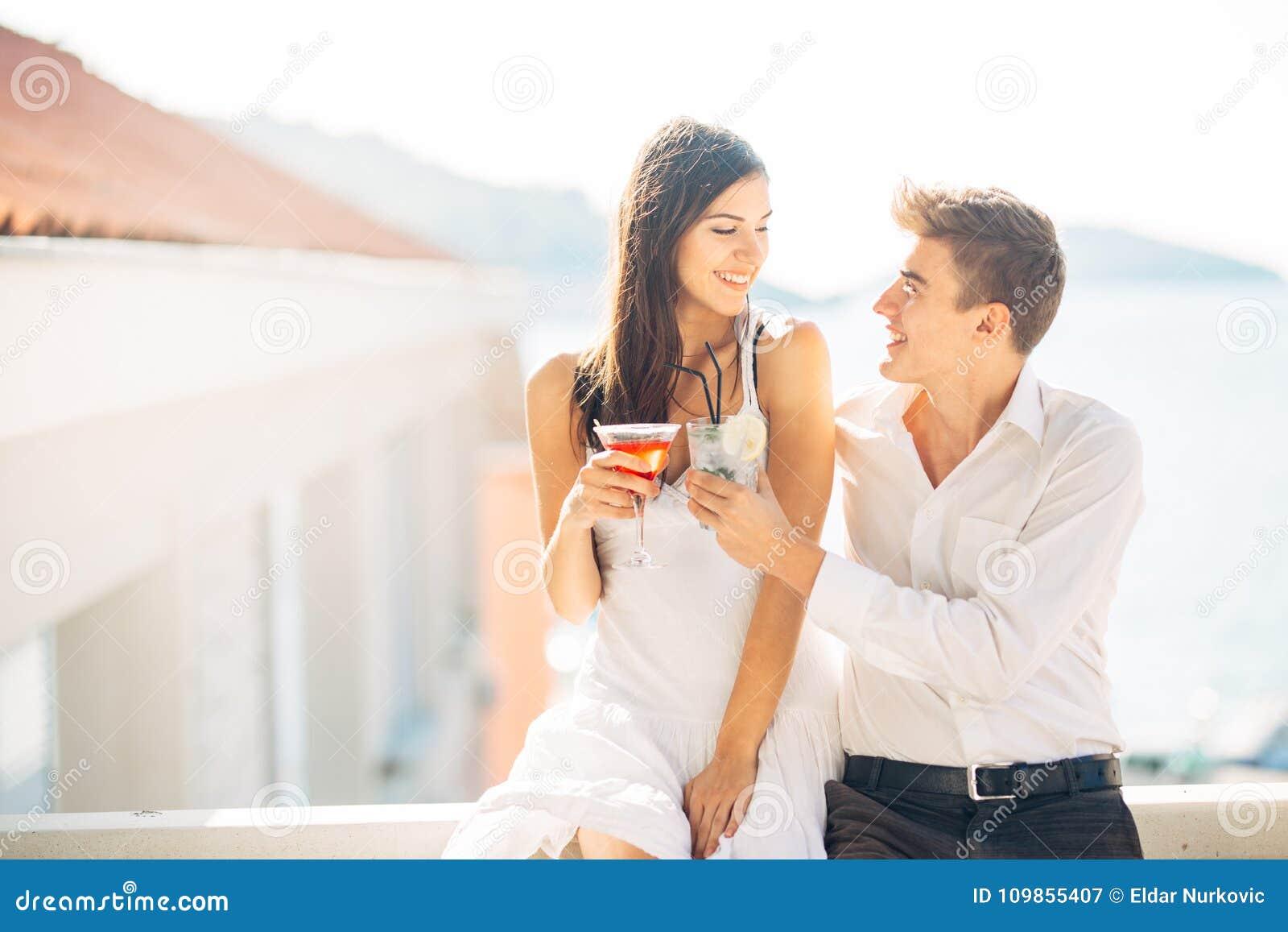 Flirten sommer