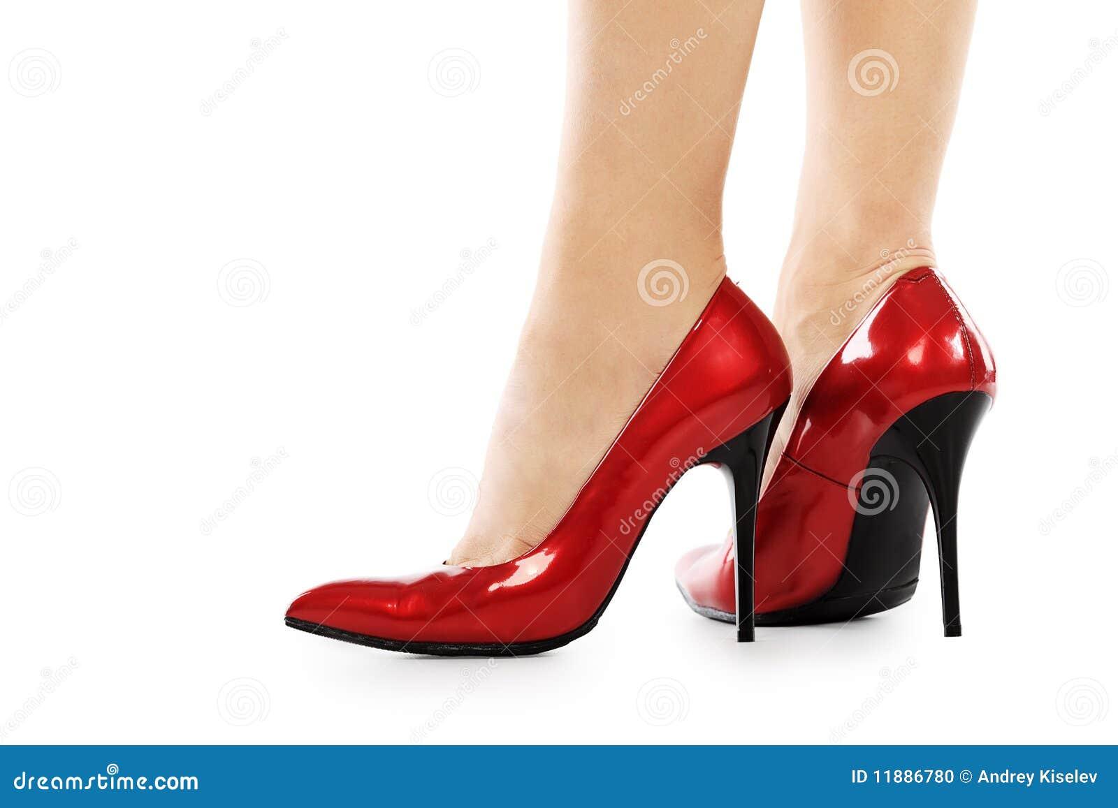 Aantrekkelijke schoenen