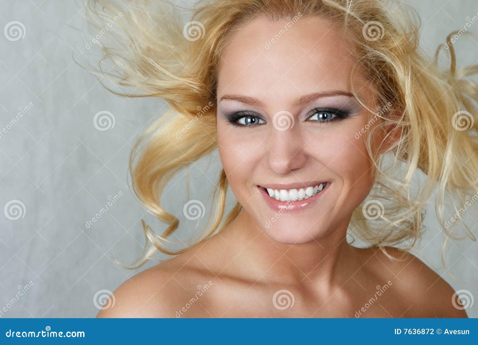 aantrekkelijke vrouw