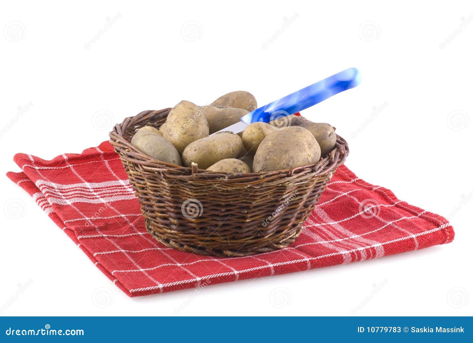 Aardappels.