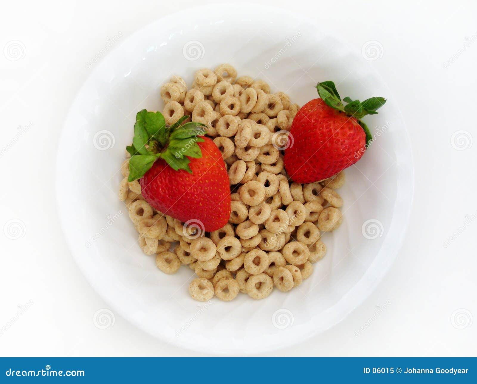 Aardbeien en O s