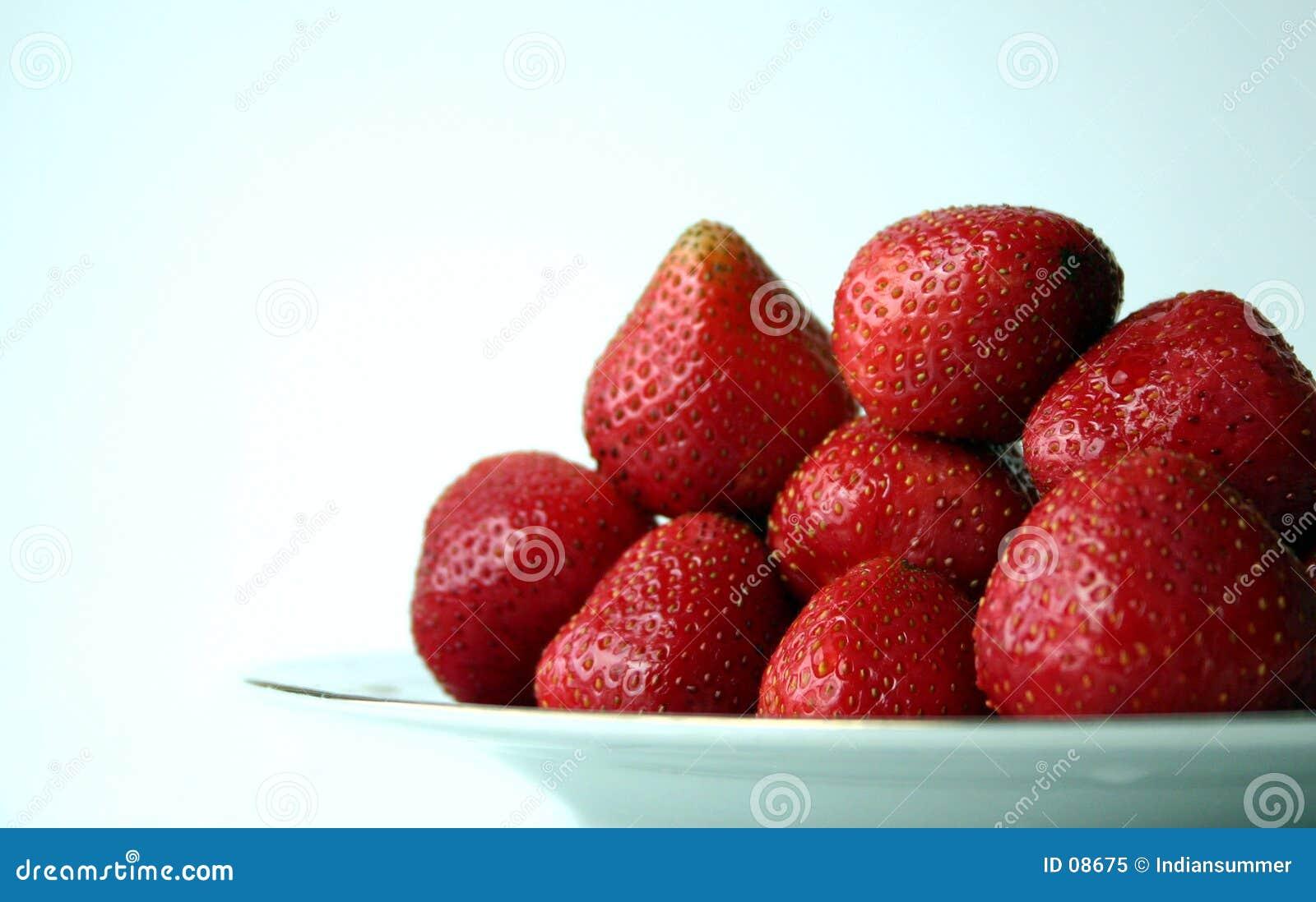 Aardbeien V