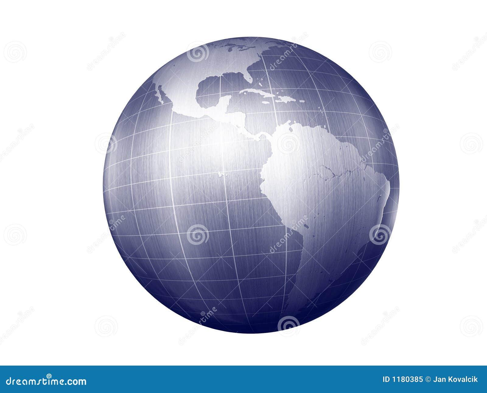 Aarde - Zuid-Amerika