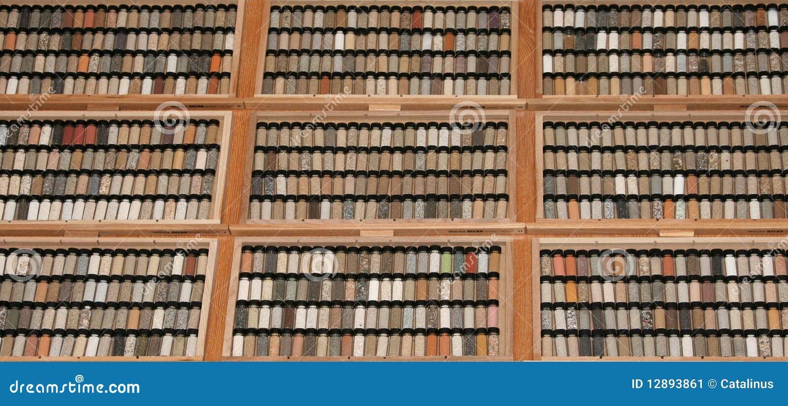 Aardwetenschappen - gronddiversiteit