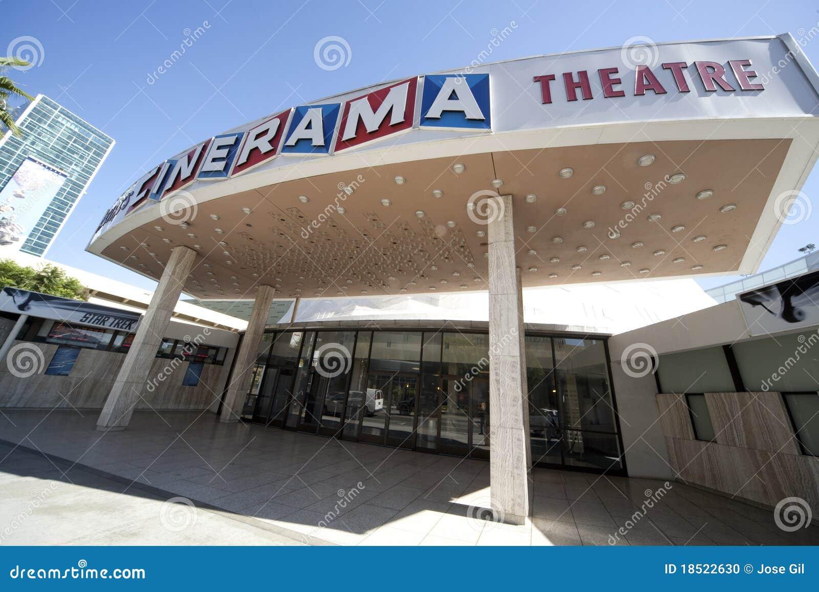 Abóbada do Cinerama