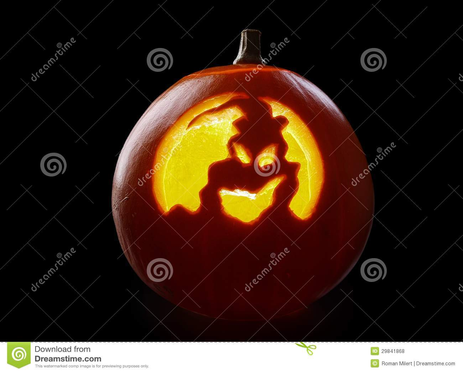 Abóbora da Jack-o-lanterna
