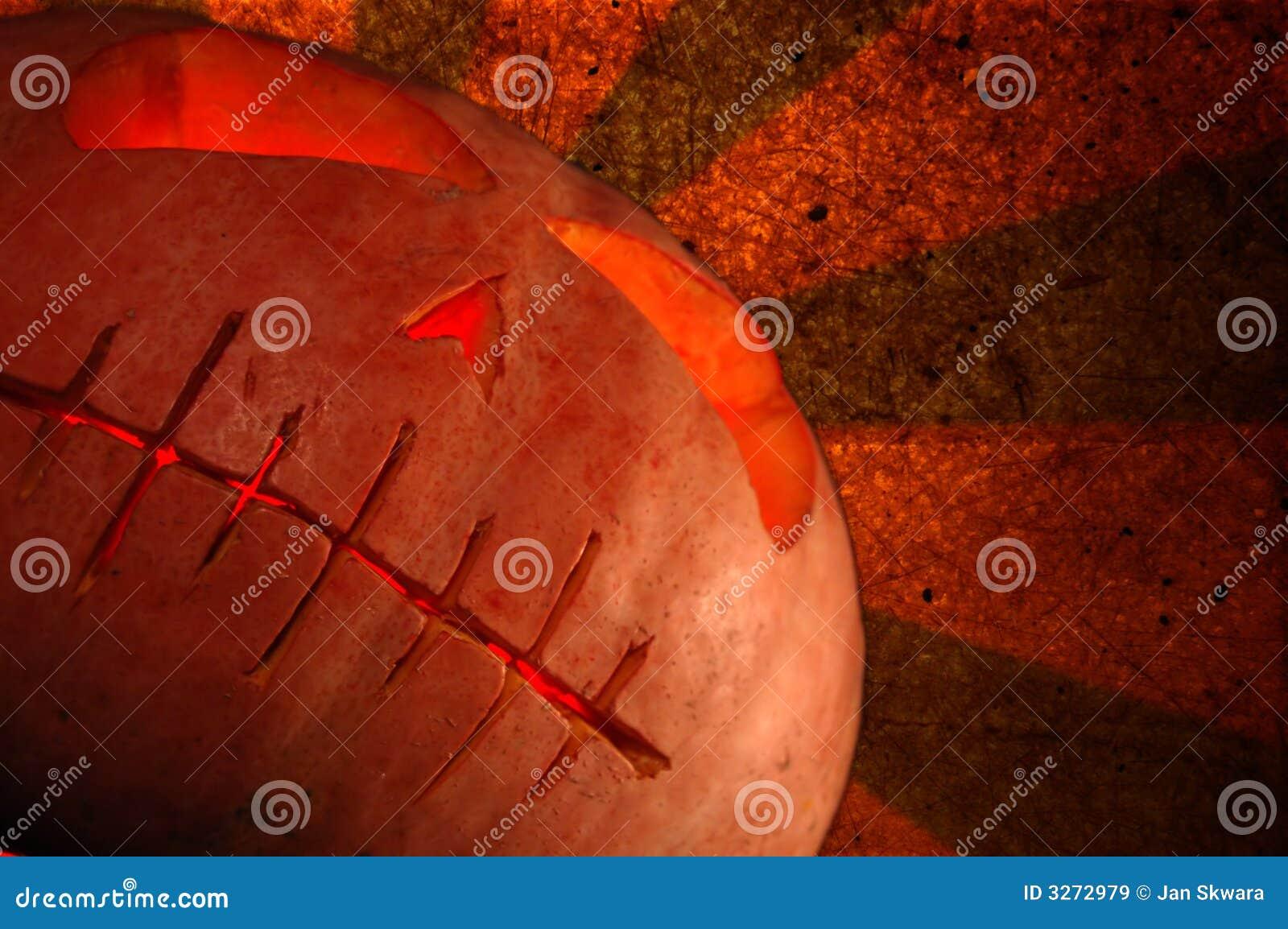 Abóbora de Grunge Halloween