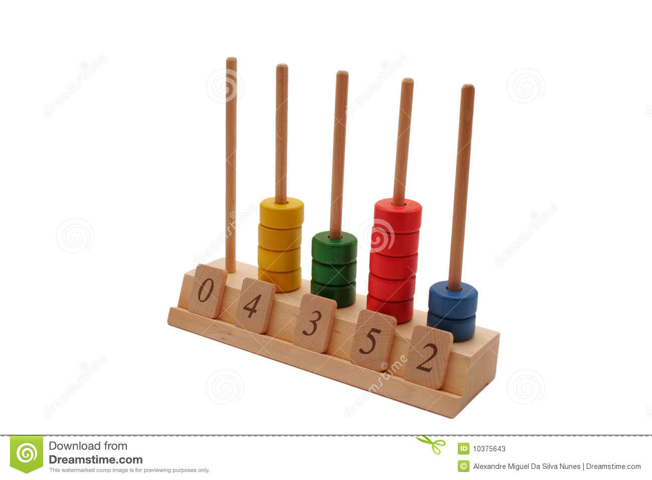 The abacus and the sense of number