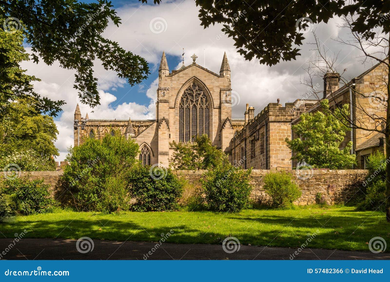 Abadía de Hexham del oeste