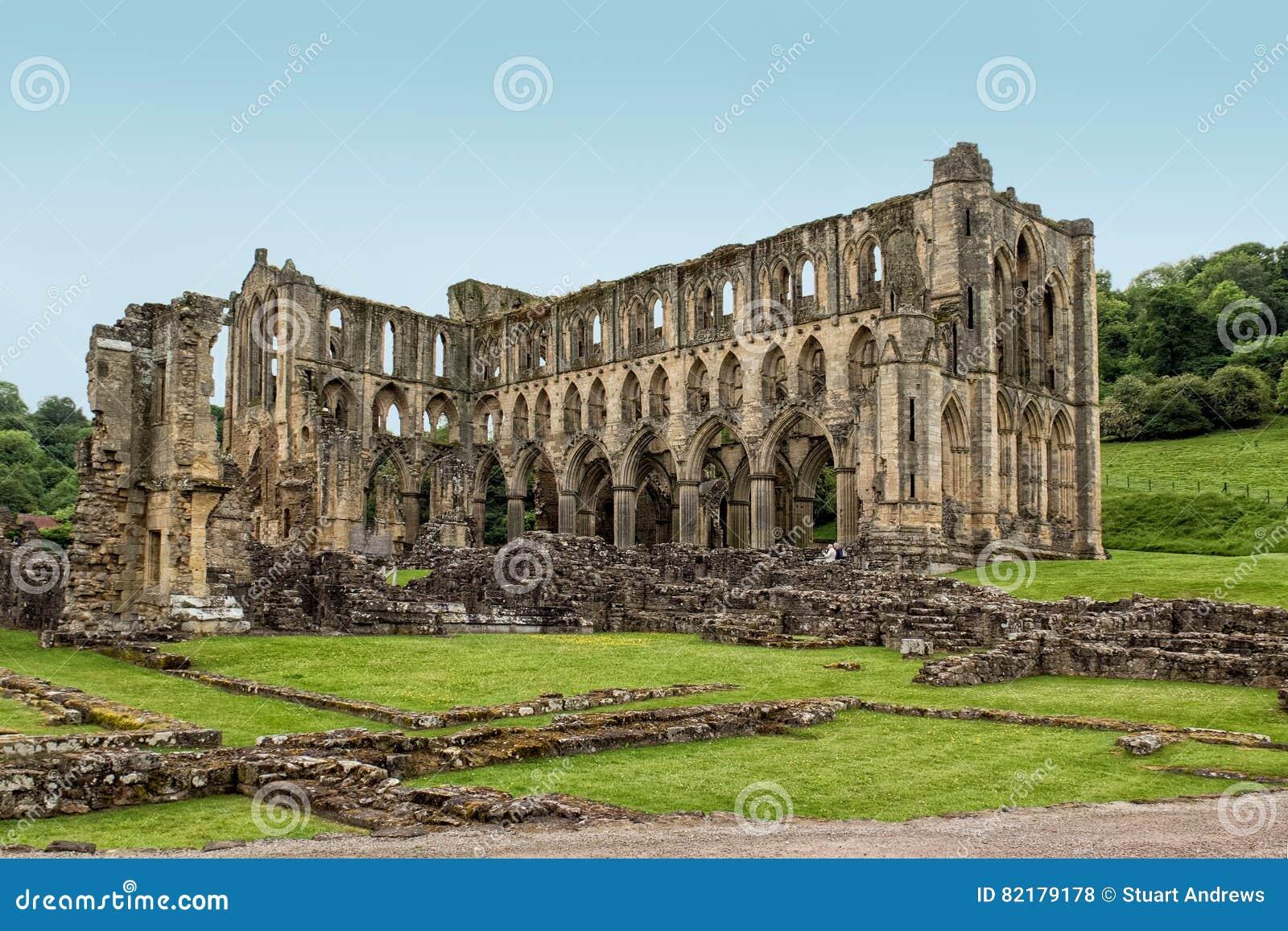 Abadia de Rievaulx, Inglaterra