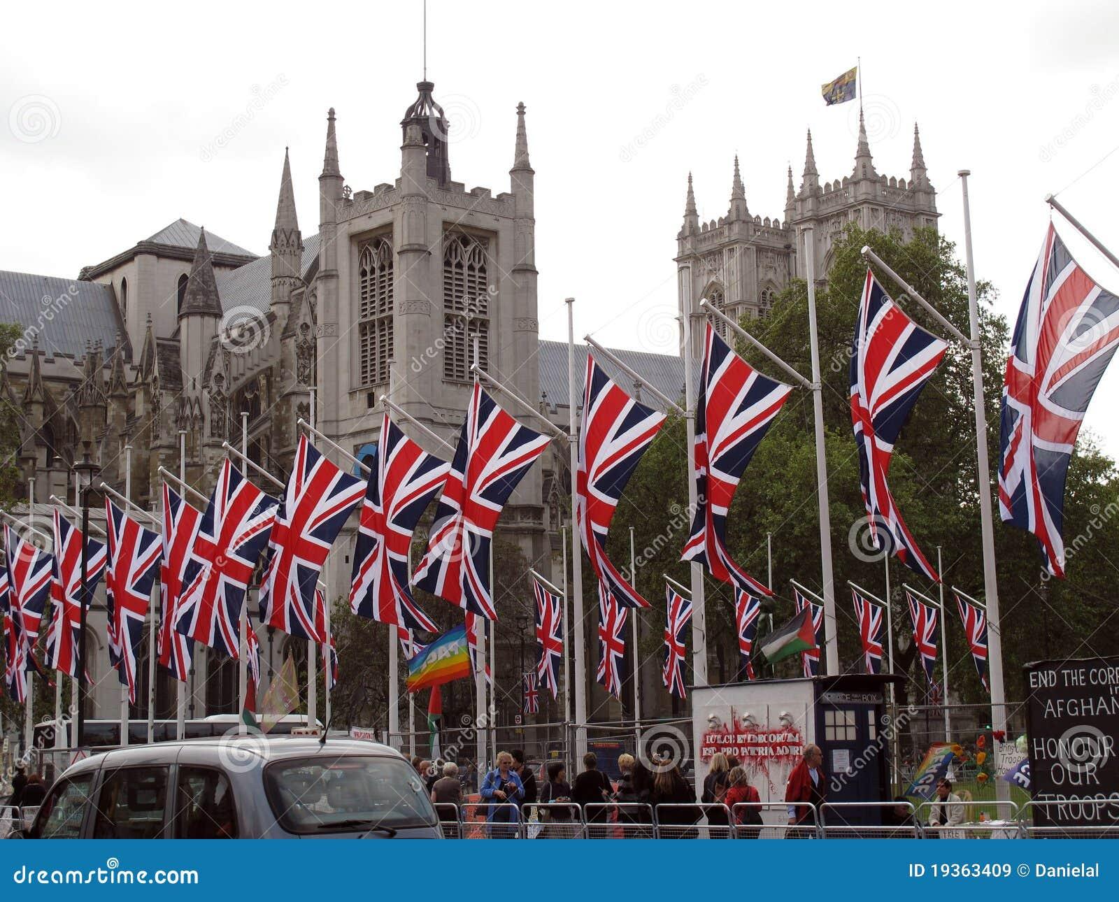 Abadia de Westminster real do casamento
