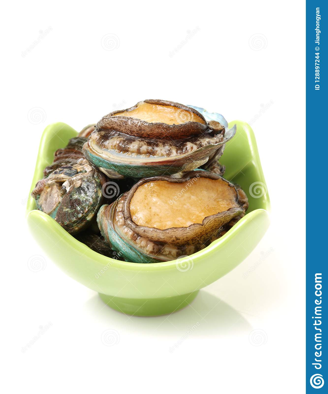 Abalone surowy