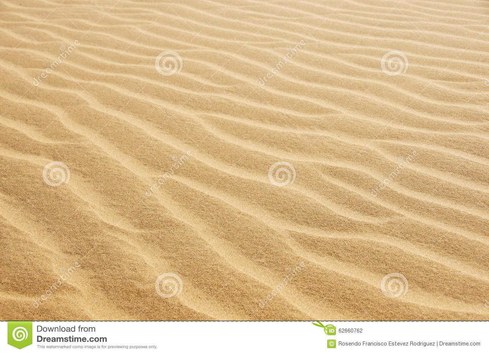 Abandone a areia