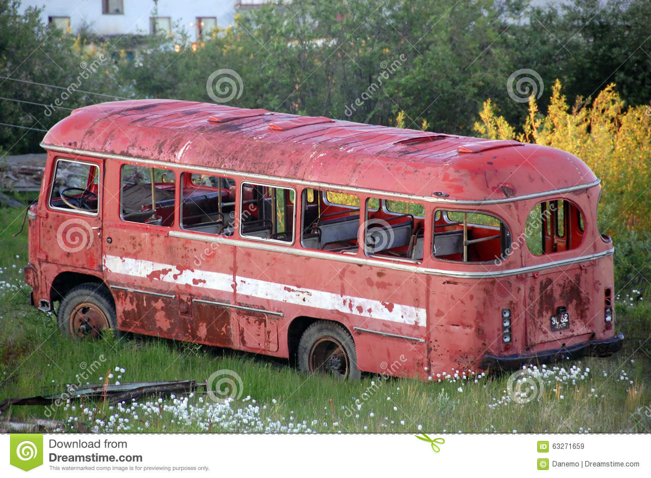 The Broken Bus