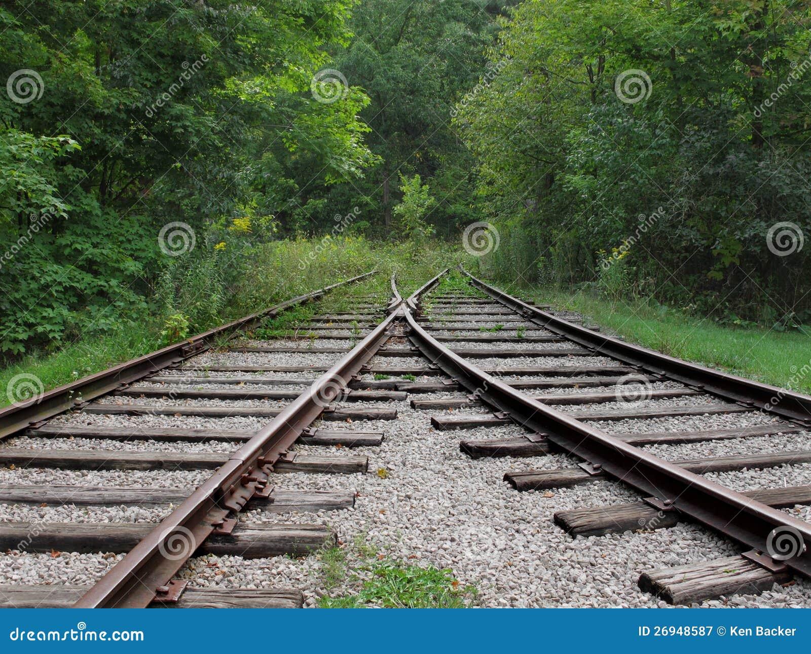 damsel in distress railroad