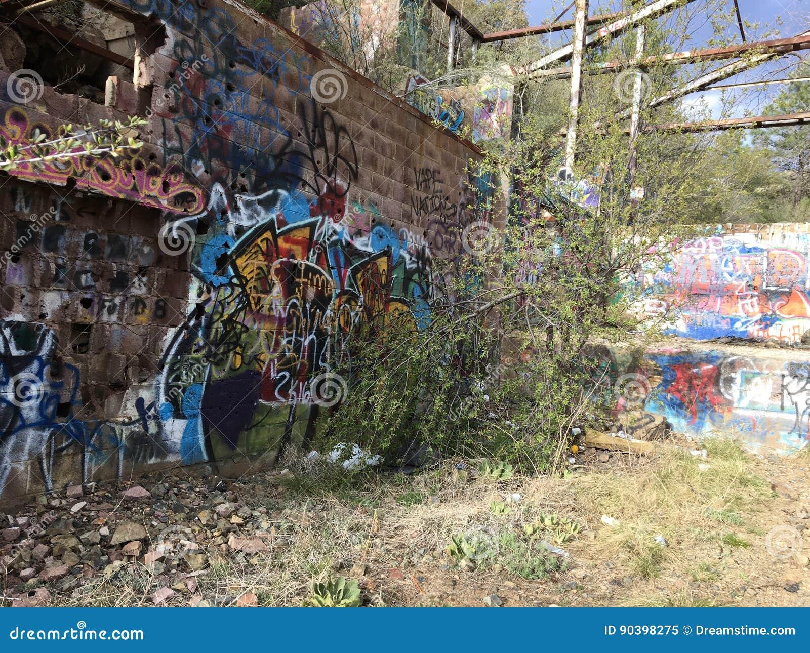 Abandoned mine shaft editorial image  Image of mine, arizona