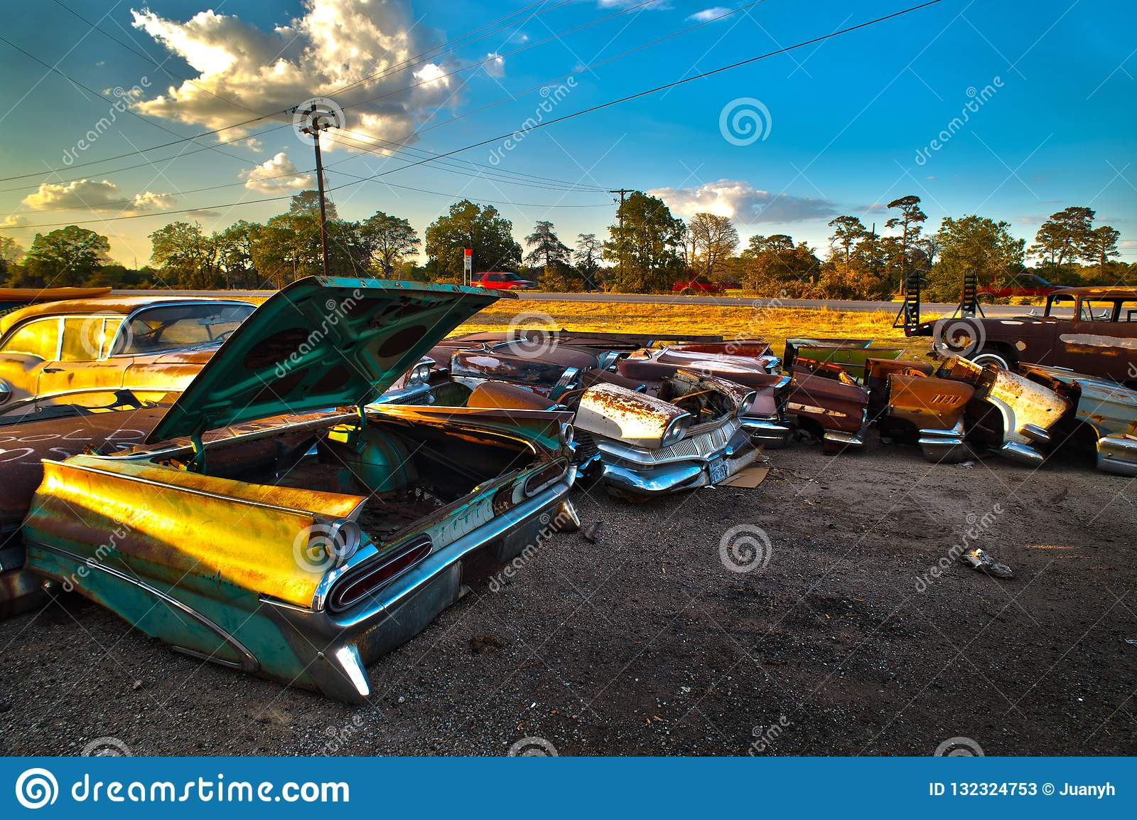 Classic Car Salvage Yards In Texas ✓ Volkswagen Car