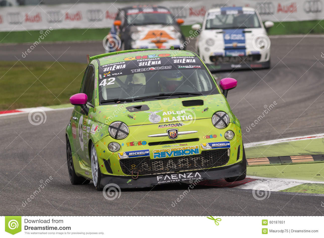 Abarth Italy & Europe Trophy Editorial Photo - Image of fiat ...