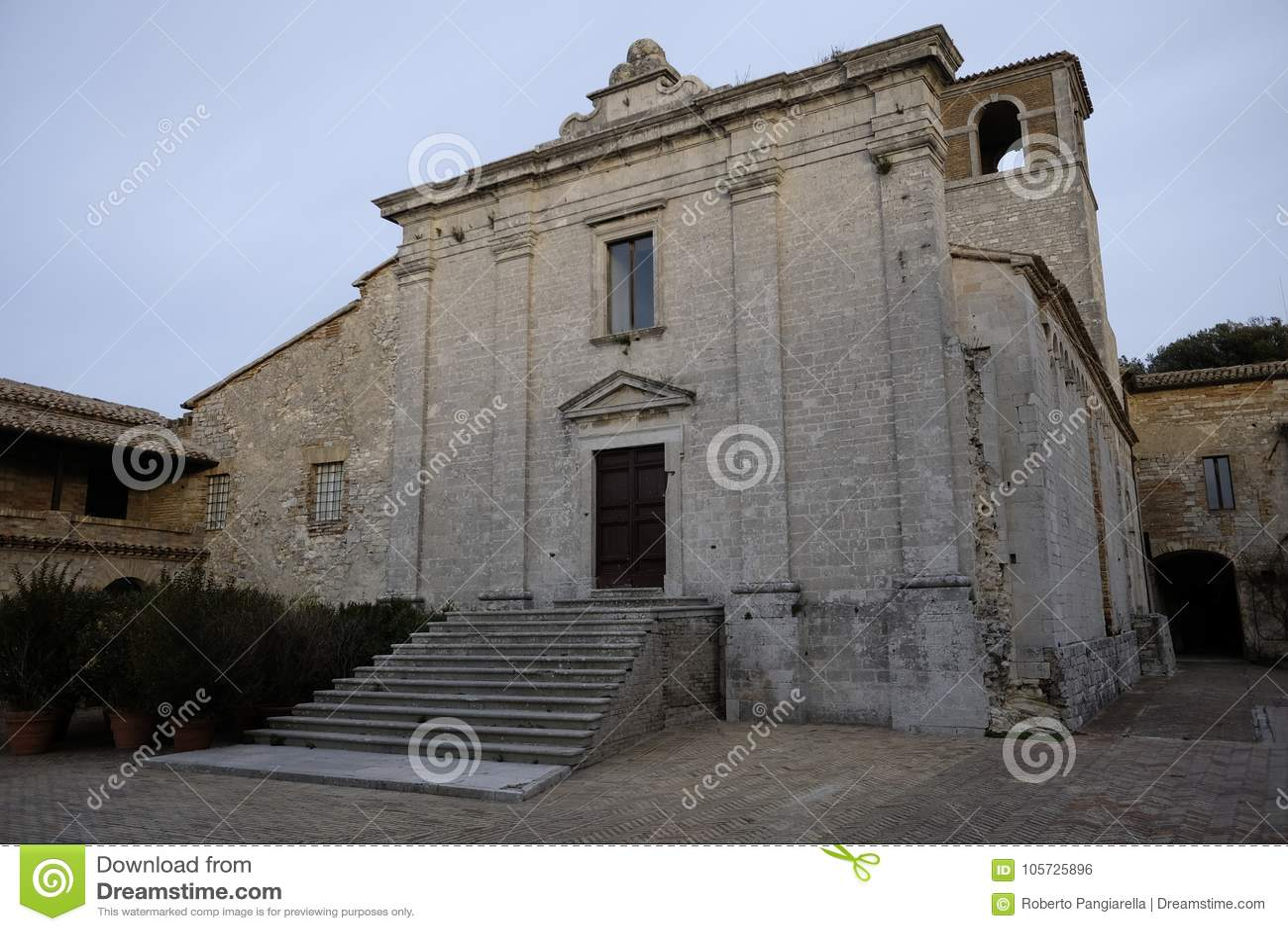 Abbadia St Peter