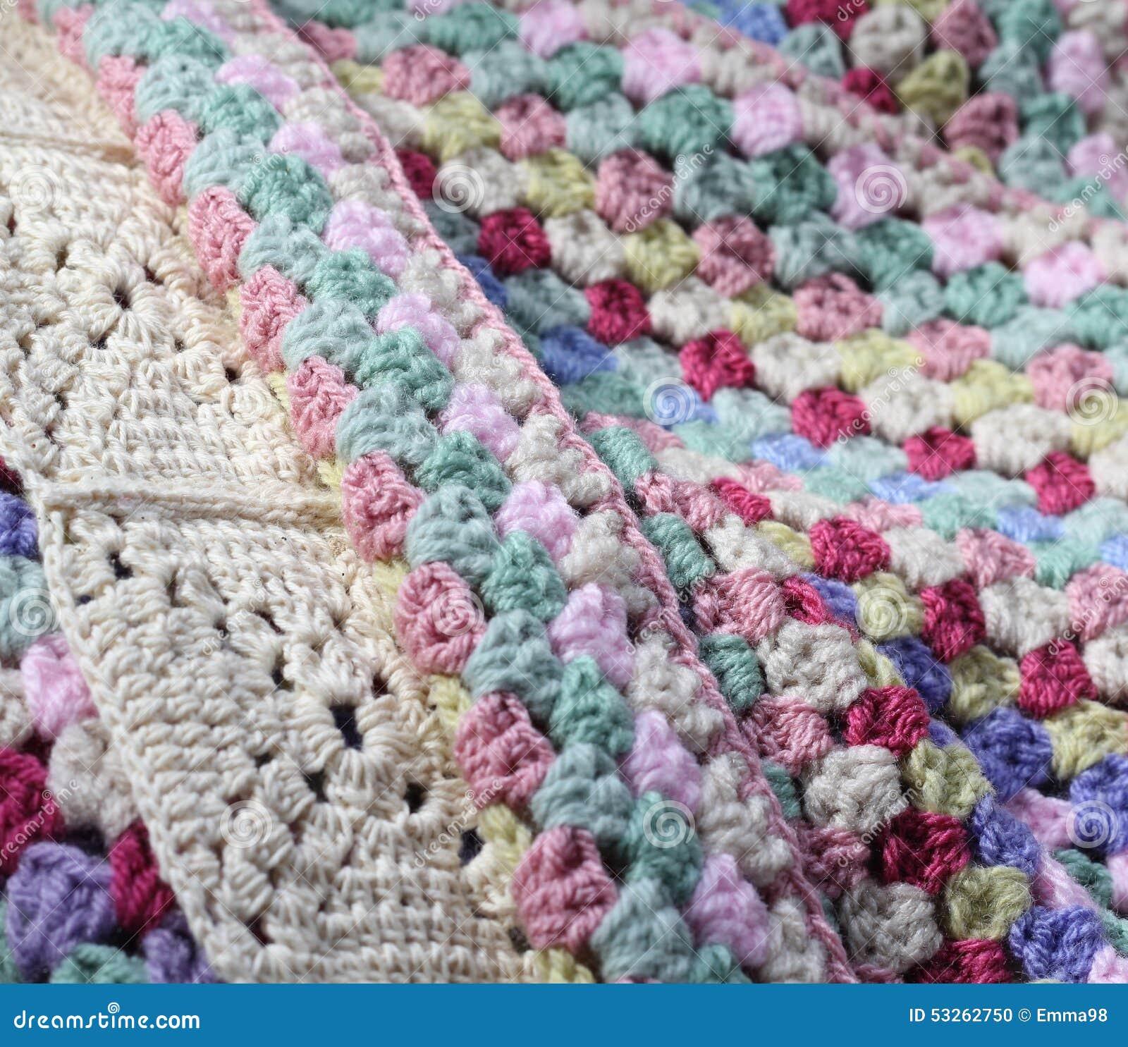 Abbastanza fatto a mano lavori all 39 uncinetto la coperta for Lavori all uncinetto per altari