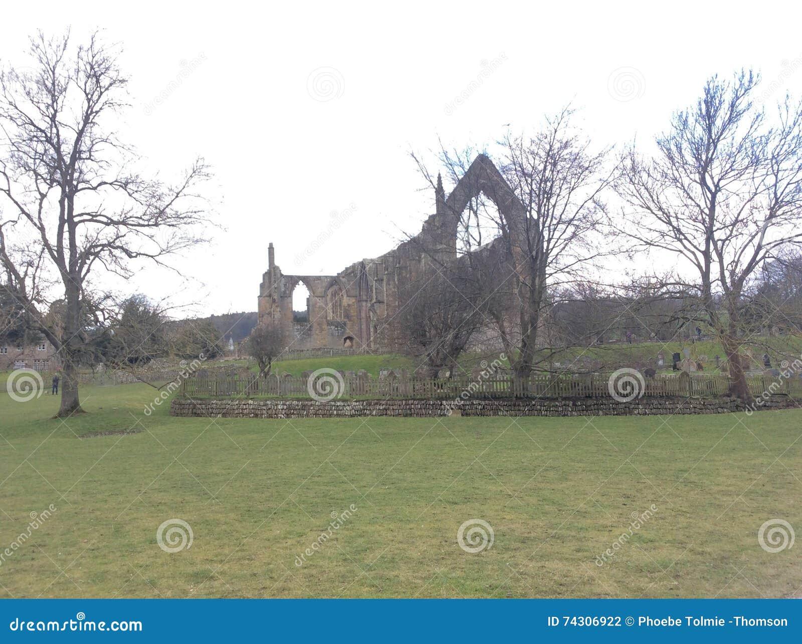 Abbaye de Bolton, Yorkshire du nord