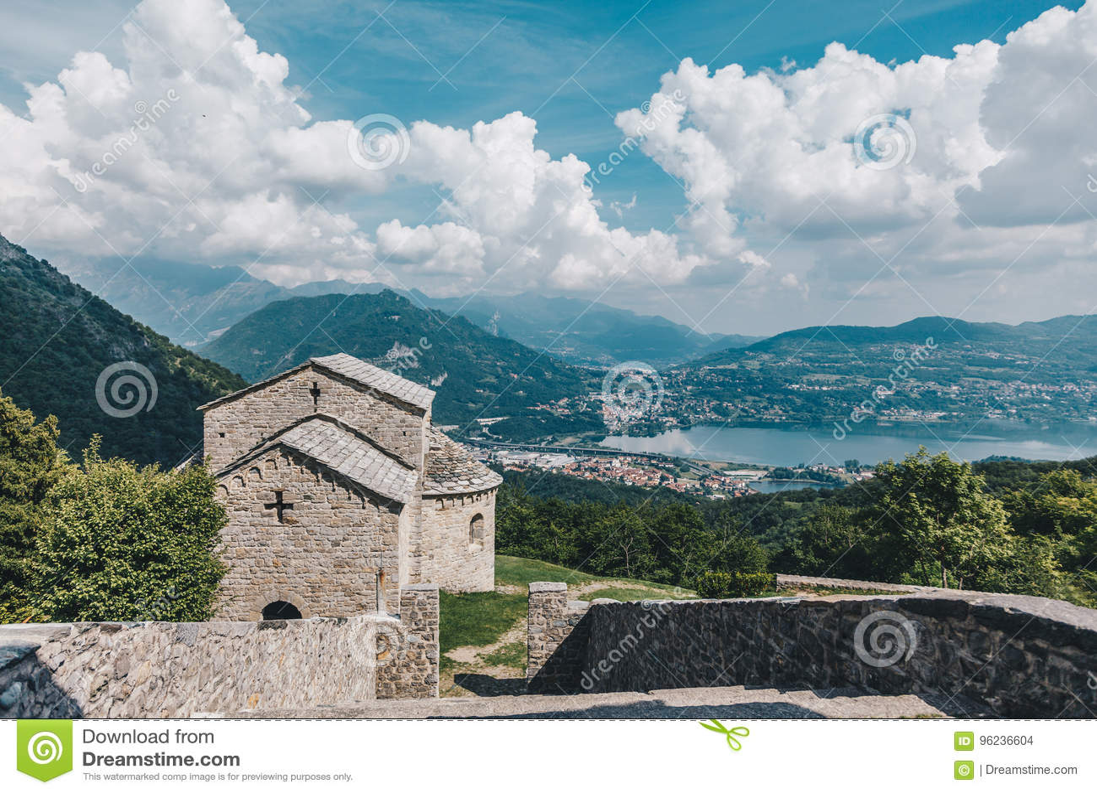 Abbaye de San Pietro al Monte
